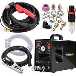 50 Amp Plasma Cutter 1/2 In. Clean Cut 110-volt/220-volt DC Cut Machine À Découper