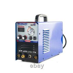 50 Amp Plasma Cutter 200 Amp Tig Stick Soudeur 3 In 1 Machine De Soudage Portable