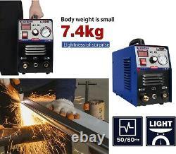50a Air Plasma Cutter Machine Cut-50 Inverter Digital 110/220v Fit Pt31 Torche Us