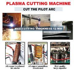 50a Cutters Plasma Pilot Arc 220v Inverter Machine De Coupe Plasma & Accessoires