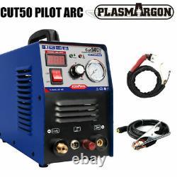50a Machine De Cutter Plasma Contact Coupe & Pilot Arc Combinaison Compatible Cnc