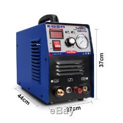 50a Plasma Cutter Machine Pilote Arc Cnc Compatible Coupe Et Accessoires Plasma