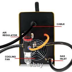 50amp Air Plasma Cutter Cut-50 Igbt Machine De Coupe + Accessoires