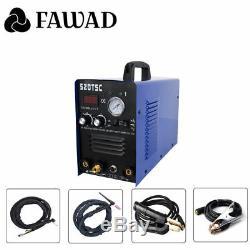 520tsc 3in1 Machine De Soudage Tig / Mma / Plasma Cutter Soudeur & Accessoires Et Torches