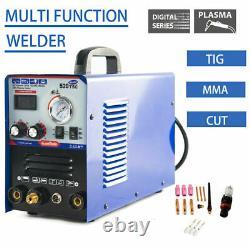 520tsc DC Multifonction 3in1 Mma/tig/cut Plasam Cutter Soudeur Machine 110/220v