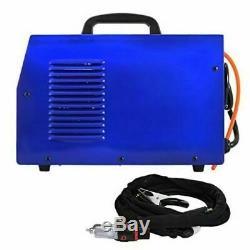 60a Air Plasma Cutter Igbts Machine & Ag60 Torch & Clean Cut Coupe Portable