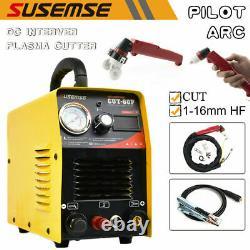 60a Air Plasma Cutter Machine Contact Coupe & Groupe De Coupe Sans Contact Ventes 240v