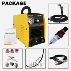 60a Cut-60 Onduleur Digital Air Plasma Cutter Machine 110/220v Ag60 Torche