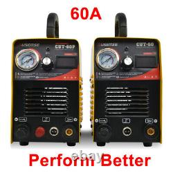 60amp Cut60 Pro Inverter Digital Air Plasma Machine De Cutter 110/220v