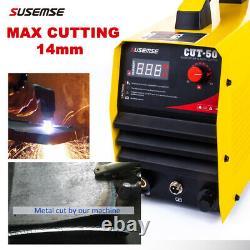 Air Plasma Cutter Cut-50 Inverter Machine De Coupe Numérique 220v Avec Accessoire