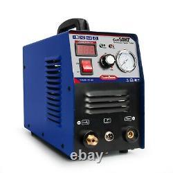 Air Plasma Cutter Cutting Machine Cut 50 DC Onduleur Hf Strart 1-12mm Du Royaume-uni