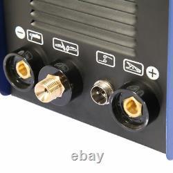 Coupe & Tig & Mma Air Ct418 Plasma Cutter 3 Fonctions Dans 1 Combo Welding Machine