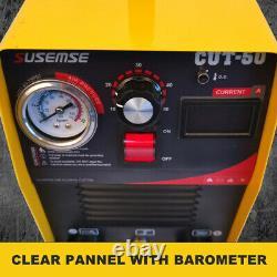 Coupe-plasma 50amp Cut50 Machine Onduleur Double Voltage Portable & Consommables