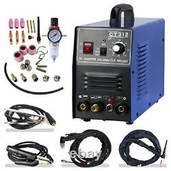 Coupe-plasma Ct312p 110/220v Tig/mma Soudeur Soudage Machine Pilote Coupe 3in1 Hot