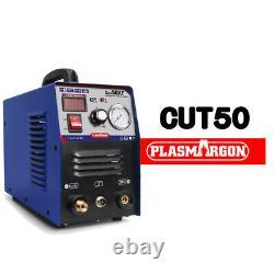 Coupe-plasma Onduleur Coupe 50 Torches De Coupe Pt31 Groupe Avec Consommables 30pcs