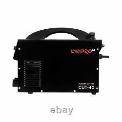 Coupe-plasme Dnipro-m Cut-40 6400 W Machine Universelle De Coupe 50 Hz Ip21s 9,5kg