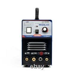 Coupeur De Plasma Pilot D'intervalles D'intervalle DC / Soudeur Mma / Tig 3 En 1 Machine