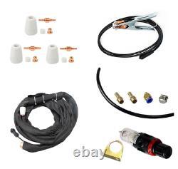 Coupeurs De Plasma D'air Igbt 50amp Hf Onduleur Cut Welding Machine 60%duty Cycle