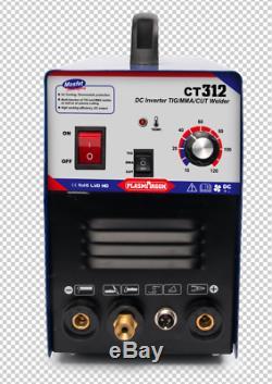 Ct312 3in1 Tig / Mma / Cut Plasma Cutter Machine À Souder DC 230 V Travail Des Métaux Bricolage