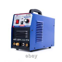 Ct312 Multifonctiontig / Mma / Air Plasma Cutter Machine De Soudage À Souder 3 En 1