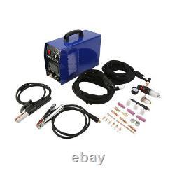 Ct312 Tig/mma/cut 3in1 Air Plasma Cutter Soudeur Soudeur Machine & Torches Us