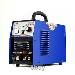 Ct312p Pilote Arc Plasma Cutter / Mma / Tig 3 En 1 Machine 110 / 220v