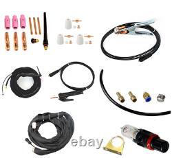 Ct418 220v 120a Onduleur Arc Soudeur Machine + Plasma Cutter Tig Function Machine