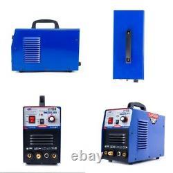 Ct418 3 En 1 Cutter Plasma Tig/mma Soudage De La Machine 110/220v+csa