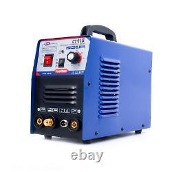 Ct418 Tig/mma/cut 3in1 Air Plasma Cutter Soudeur Soudeur Machine & Torches
