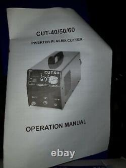 Ct50 220v 50a Machine À Découper Le Plasma Avec La Torche De Coupe Pt31