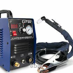 Ct50 220v 50a Plasma Cutter Plasma Cutting Machine Avec Pt31 Cutting Torch Weldi