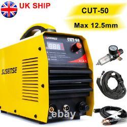 Cut50 Air Plasma Cutter Machine 50a Onduleur Digital Cutting 12mm Accessoires