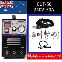 Cut50 Cutter Plasma Machine Numérique 1-14mm 60% Cycle Nominale 230 V