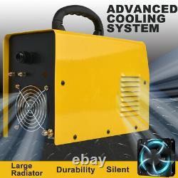 Cut50p Pilot Arc Plasma Cutter Inverter 50a 220v Digital Plasma Machine De Coupe
