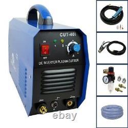 Cut 40a Inverter Air Plasma Igbt Hf Metal Cutter Machine Allumage De Coupe 10mm