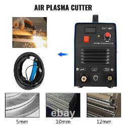 Cut-40f DC Inverter Air Plasma Cutter Machine De Coupe 40a Portable & Accessoires
