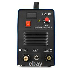 Cut-40f DC Onduleur Air Plasma Cutter Cutting Machine 40a Portable & Accessoires