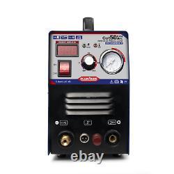 Cut-50 50a Air Plasma Cutter Machine Onduleur Cutter Touch Pilot Arc 220v P80