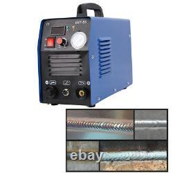 Cut-50 50amp Air Plasma Cutter Machine Numérique Bouclier En Céramique Coupes 30-50 Amps Us