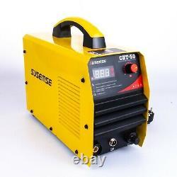 Cut-50 Air Plasma Cutter Machine 50a Onduleur Digital Cutting 14mm Accessoires