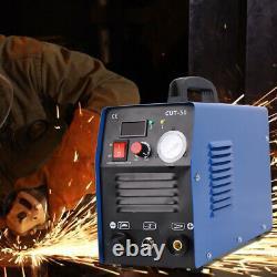 Cut-50 Cutter Numérique De Plasma D'air DC Inverter Portable Machine De Coupe Portable