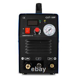 Cut-50f Digital Air Cutting 50a Plasma Cutter Machine De Soudage 110/220v