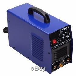Cut & Tig Et Mma Air Ct312 Plasma Cutter 3 Fonctions En 1 Combo Machine De Soudure
