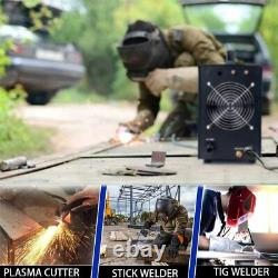 Cut&tig&mma Air Ct312 Plasma Cutter 3 Fonctions Dans 1 Machine De Soudage 110/220v