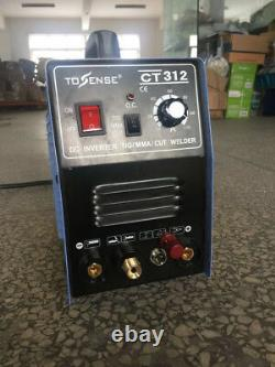 Cut/tig/mma Soudeur Machine À Souder Plasma Ct312p 110/220v Haute Qualité