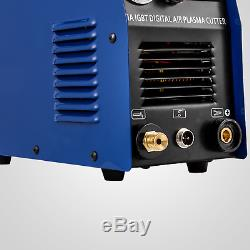 Cutter Plasma Air Machine 60a Ag60 Torches Plasma Igbt Coupe 240v Nouveau Design