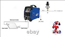 Cutter Plasma De Qualité, Cut50 50 Amp 220v Dual Voltage Ac DC Igbt Machine De Coupe