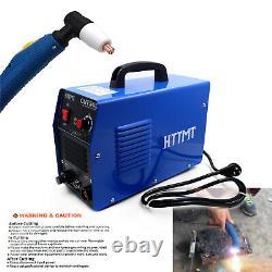 DC Inverter Cutter Plasma Machine De Coupe Double Tension 110v/220v Cut-50d Bleu