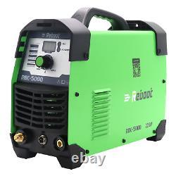 Décals Diy Air Plasma Cutter 50amp Igbt Machine De Coupe Hf Touched Arc-démarrage