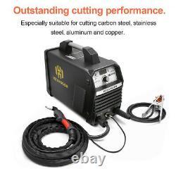 Digtal Cut45 Coupeur De Plasma 45a Onduleur Plasma Cutting Machine Accessoires 220v